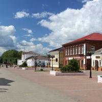 Улица Малахия Белова., Шуя