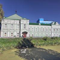 Бывший ров шуйского кремля, Шуя