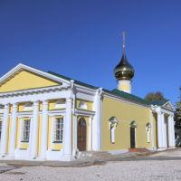 Никольская церковь, Шуя