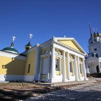 Никольская церковь, Воскресенский собор, Шуя