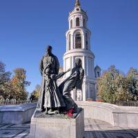 Памятник Шуйским Мученникам, Шуя