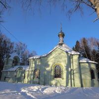 Церковь Ксении Петербургской, Шуя