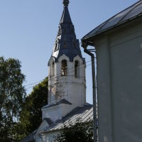 Церковь Михаила Архангела в селе Красноармейское, Шуя