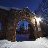 Сергеевский Свято - Фёдоровский монастырь, Шуя
