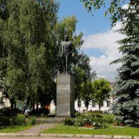 Памятник В.И. Ленину на одноимённой площади, Шуя