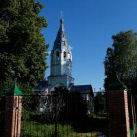Село Красноармейское, Церковь Михаила Архангела, Шуя
