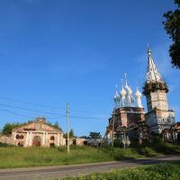 Церковь Покрова Пресвятой Богородицы в Дунилово, Шуя