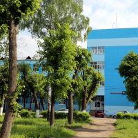 Здание Почты России, Шуя