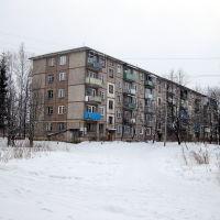 Посёлок Победа. Дом № 113Б. Я там жил с 1968 по 1983 год (фото 2009 года), Шуя