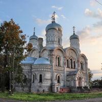 Свято - Фёдоровский монастырь., Шуя