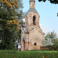 Свято - Фёдоровский монастырь. Колокольня., Шуя