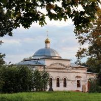 Свято - Фёдоровский монастырь. Церковь Архангела Михаила., Шуя