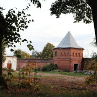 Свято - Фёдоровский монастырь. Юго - восточная башня., Шуя