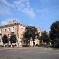 Улица Вихрева., Шуя