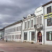 Музей М.В.Фрунзе., Шуя