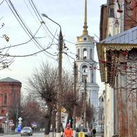 Улица Свердлова., Шуя