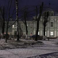 Музей имени Константина Бальмонта, Шуя