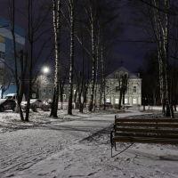 Площадь Ленина (бывшая Спасская), Шуя