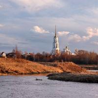 Воскресенский собор, со стороны Золотого Донышка., Шуя