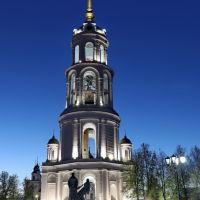 Клолокольня Воскресенского собора., Шуя