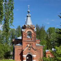 Шуя, церковь Алексея Человека Божьего., Шуя