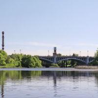 Октябрьский мост., Шуя