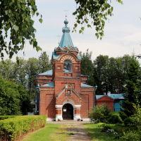 Церковь Алексея, Человека божьего., Шуя