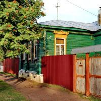 Дом краеведа Борисова В.А., Шуя