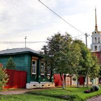 Улица З.Касаткиной (бывшая Соборная), Шуя