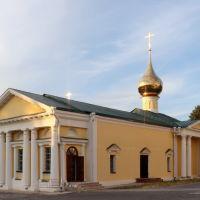 Никольская церковь., Шуя