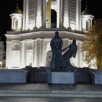 Памятник Шуйским мученикам и девице Анастасии., Шуя