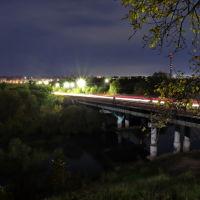 Лихушинский мост., Шуя
