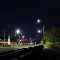 Лихушинский мост, дорога к крепости., Шуя