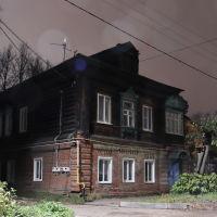 Старый дом на улице Вихрева., Шуя