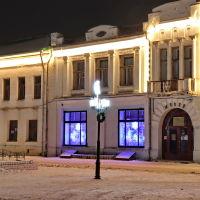 Музей М.В. Фрунзе., Шуя