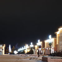 Улица М.Белова., Шуя
