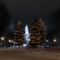 Площадь Ленина, Шуя