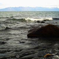 Вид на Святой нос,Байкал, Байкал
