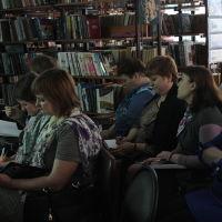 курсы библиотекарей, Нижнеудинск