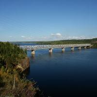 Мост, Усть-Илимск