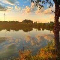 Банный пруд, Кесова Гора