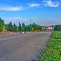 Улица Кооперативная , Кесова Гора