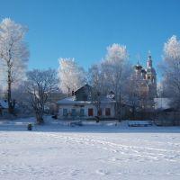 Зимняя сказка, Осташков