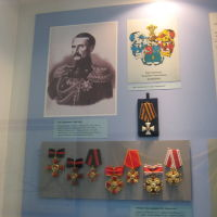 Родина вице-адмирала А.В.Корнилова, Старица