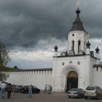 Свято-Успенский монастырь 1110г., Старица