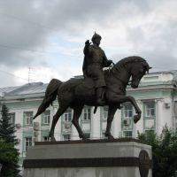 Князь Михаил Тверской, Тверь