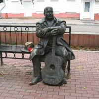 Памятник Михаилу Кругу, Тверь