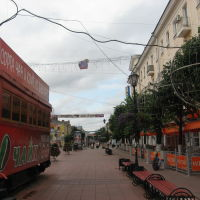 Пешеходная улица, Тверь