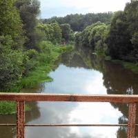 Дугна - мост через р. Дугна, Дугна