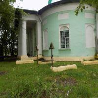 Храм Преображения Господня, Спас-Деменск